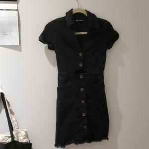 Zara cutout dress